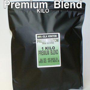 Premium Blend Kratom|  Top 4 Strains| Kilo|